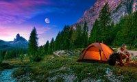Camping Up North