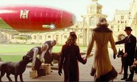 Mrs Coulter's Airship