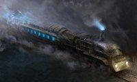 Stormy Train Breachside