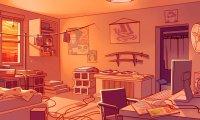 Dave Strider's Room