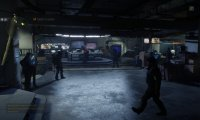 Tactical Operations Center Ambience