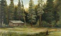 Halt's Cabin Ambiance