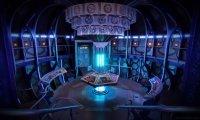 TARDIS console interior