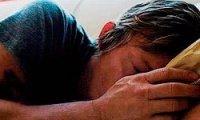 Sleeping next to Daryl