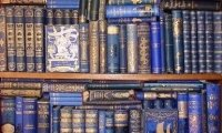 Quiet Ravenclaw Library