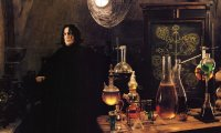 Potions are brewing as students try not to blow themselves up and pass the class