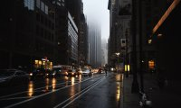 NYC Evening Streets