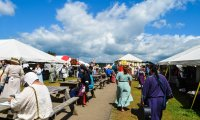 Pennsic Food Court