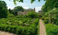 Tudor Place North Garden