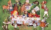 Teatime Forest, Alice's Wonderland theme park