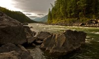 A tranquil alpine hideaway