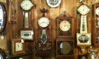 Old clocks shop