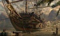 Sleeping on a moored ship