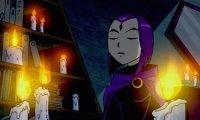 In Raven's room