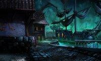 Haunted Dock Ambiance