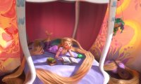 Inside Rapunzel's Tower