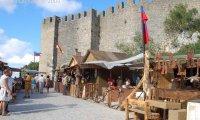 medieval market/festival