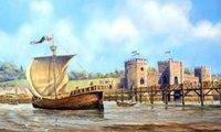 D&D Wooden Ship