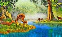 Scripture Meditation / Psalm 42 As The Deer Pants