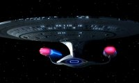 Sounds from Star Trek.
