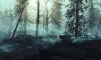 Fo4- Hiking through the Forests of Far Harbor