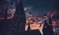 Reading at Hogwarts