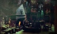 Slytherin Common Room (Night)