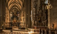 Silent Adoration at Stephansdom