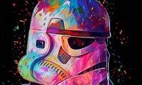 Star wars, fallout, mid evil stuff