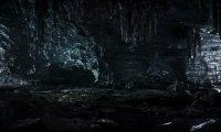 Creepy quiet-ish cave