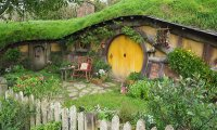 Relaxing in the Shire