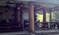 Camp Halfblood dining pavilion