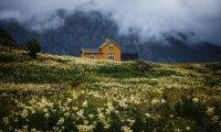 Nineteenth Century Cottage in Rural Scotland