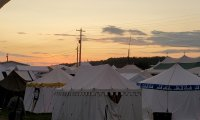 A Day in Camp at Pennsic