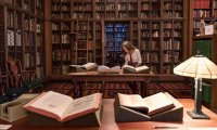 Books, Parchment, and Quills