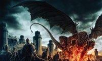 Castle Battle with Dragon