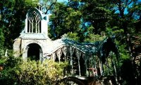 Venture around the garden terraces of Rivendell.