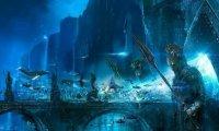 In The Underwater Kingdom Of Atlantis
