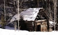Trapped in a cabin in the dead of winter