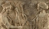 Eleusinian Mysteries celebration