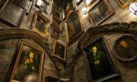 Creepy night at Hogwarts