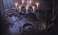 The Darkling's Office