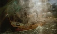 The eerie whispers of a haunted ship awaits you.