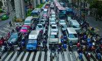 Rush Hours in Bejing