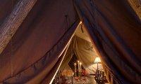 Sitting in Madame Calliope's Tent