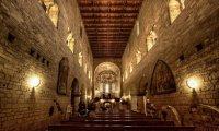 Monestery w/ Gregorian Chant