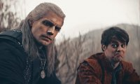 Camping with the Witcher and the Bard