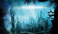 Little Mermaid's Underwater Castle