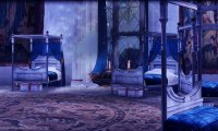 Ravenclaw Dorm: Nighttime