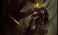"""Atmosphere inspired by WFRP 3ed. Module """"The Witch's Song""""."""